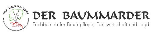 Baummarder - Fachbetrieb für Baumpflege, Forstwirtschaft und Jagd